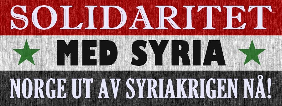 Solidaritet med Syria